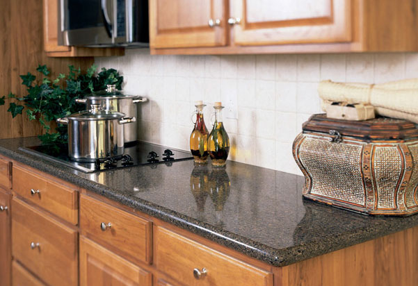 Silestone Kitchen Countertops : Rock solid creations crystal river fl granite countertops